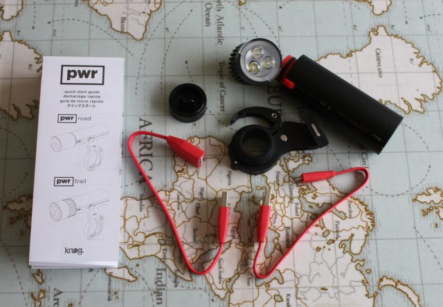 KNOG PWR Trail light 1