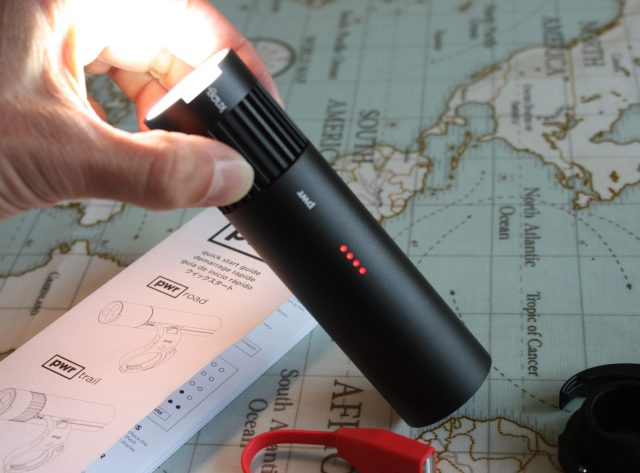 KNOG PWR Trail light 4