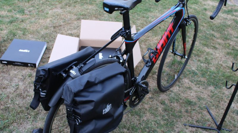 Tailfin T1 Rack and Superlight (SL) Pannier System Review
