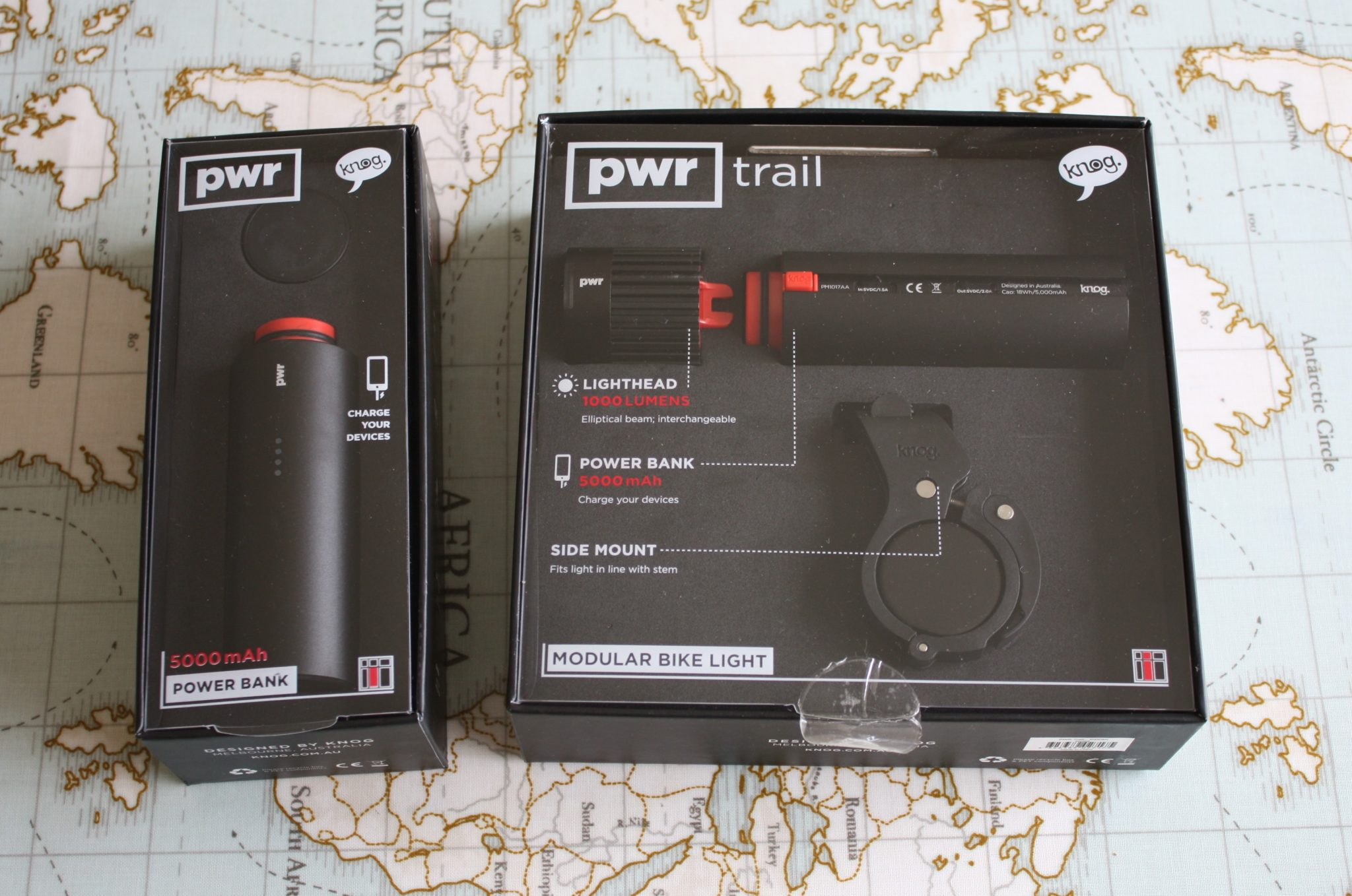 Knog PWR Trail Review