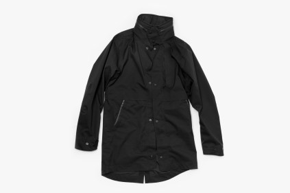 The Trench jacket from Chrome Stanton