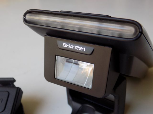 The Discovery Pro has two lighting options