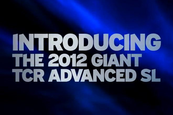Video: Giant TCR Advanced SL