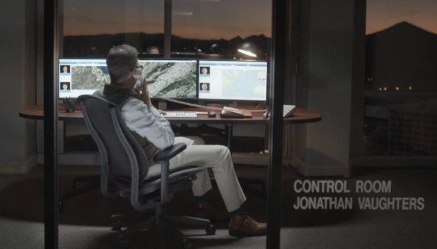 Jonathan Vaughters Garmin Sharp Control Room