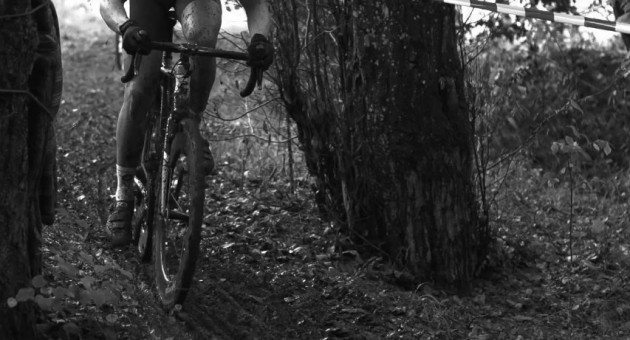 Lightweight Fernweg Cyclo-cross in the woods