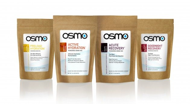 Osmo Nutrition Product Range