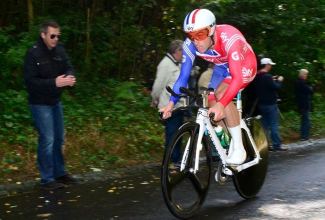 Cycling World Time Trial Championships (Men) 2012 Gallery