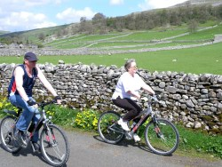 Cycling in Littondale