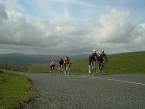 Crossing Buttertubs Pass