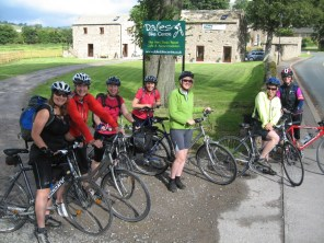 Dales Bike centre