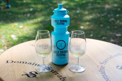 Cycle Touring Festival Bottles