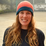 Laura Ricketts - Cycle Touring Festival