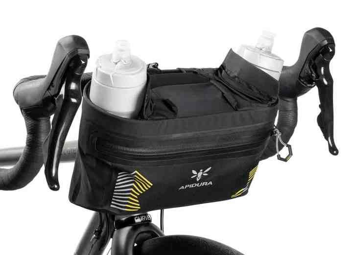 Bikepacking Aero Bars : Why Use them? Handlebar Bags with