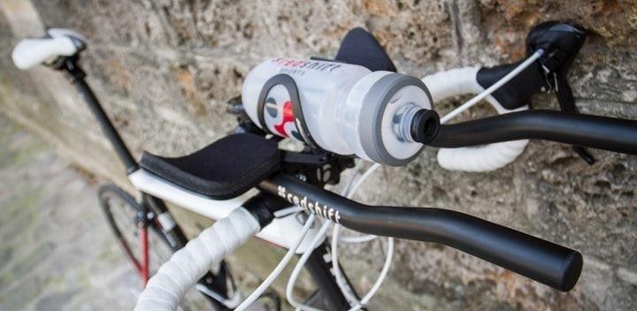 Bikepacking Aero Bars : Why Use them? Handlebar Bags with Aero Bars