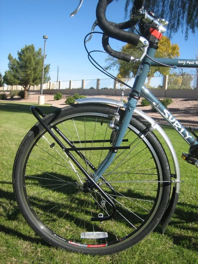 Tubus Duo Lowrider Front Bicycle Rack