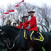 North West Mounted Police: Red Jacket Legacy of the RCMP