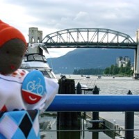Maidei Touches Down in Vancouver, B.C.