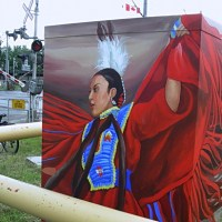 Injecting  Life and Identity: Outdoor Public Art in the Prairies