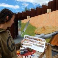 Easy-Peasy or Daunting: Getting to Local Art and Attractions by Bike, Foot, Transit