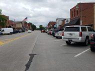 I always enjoy cycling through towns like Prescott, WI.