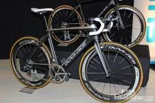 Shimano Di2 9070 bike