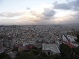 Naples, View from the Castle