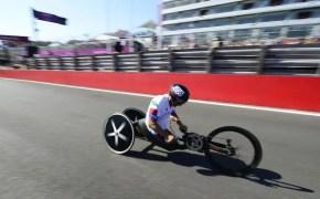Alex Zanardi, London 2012 Paralympics