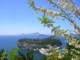 Naples, Veduta dal Parco Virgiliano