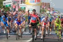 Cervere, Cavendish wins Giro d'Italia 2012 stage 13