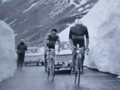 Graziano Battistini, Passo dello Stelvio, Giro d'Italia 1965