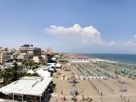 Margherita di Savoia beach