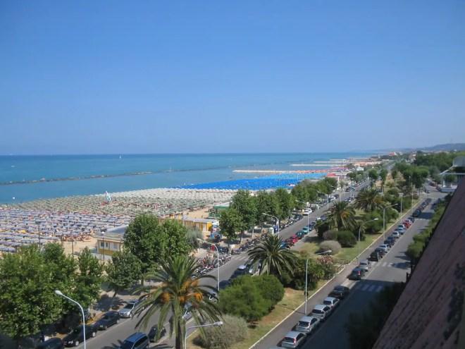 Pescara riviera