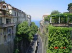 Sorrento from Piazza Tasso