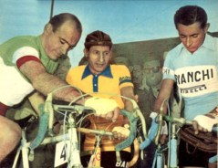 Magni, Bartali and Coppi