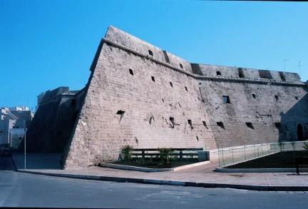 Mola di Bari castle