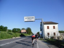 Cycling Tour in Italy, Cattabrighe (Pesaro)