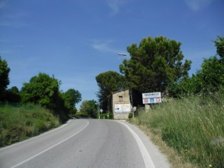 Cycling Tour in Italy, 3rd day, Tavernelle