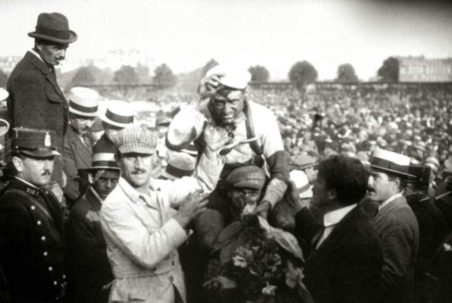 Eugène Christophe (1919 Tour de France)