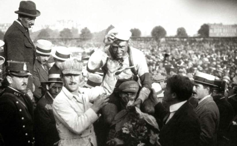 Eugène Christophe and the first yellow jersey (Tour de France 1919)