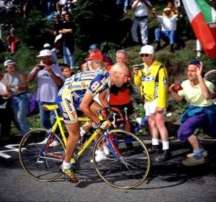 Marco Pantani, L'Alpe d'Huez