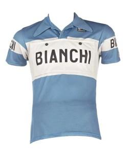 Bianchi classic/retro short sleeve jersey