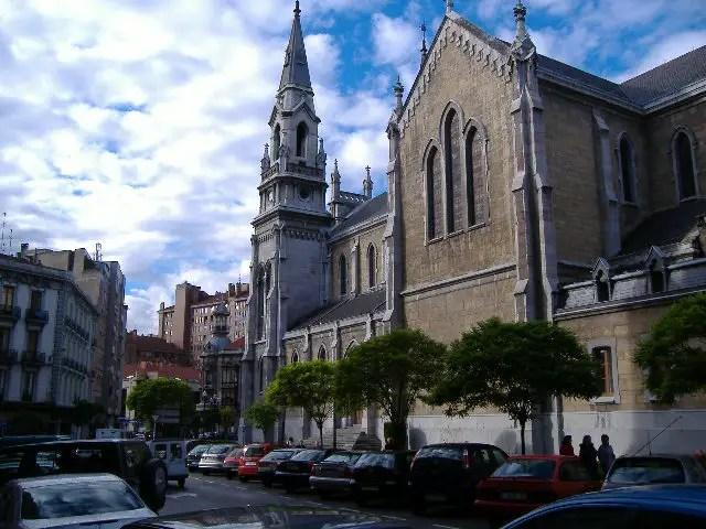 St. Thomas church, Avilés