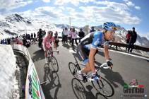Passo dello Stelvio, Giro d'Italia 2012