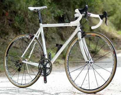Casati Campagnolo 80th Anniversary Limited Edition bike