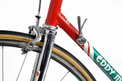 7-Eleven Eddy Merckx bike, details