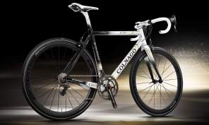 Colnago C60 Classic - from back
