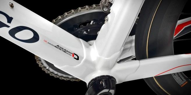 Colnago C60 Italia- bottom bracket