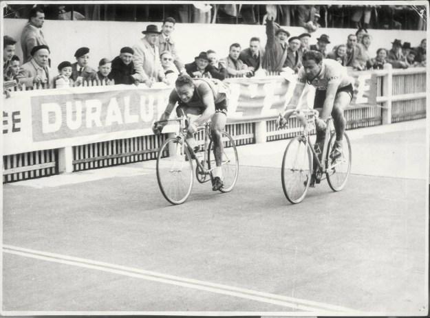 Paris-Roubaix 1953, winner: Germain Derycke