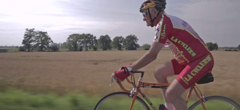 Passion: 80 years and still cycling