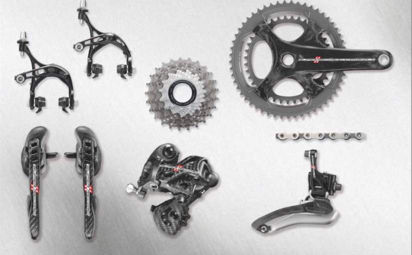 Campagnolo announces weights and pricing for new (2015) mechanical groups